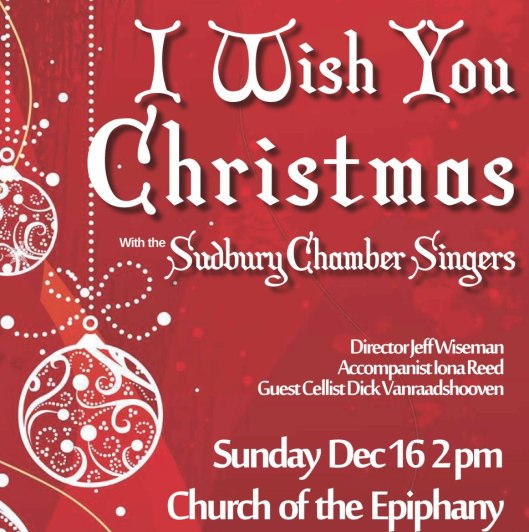 I Wish you Christmas - Concert 2012